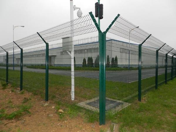 小区护栏网案例