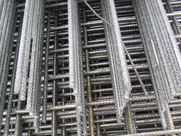 螺纹钢焊接网