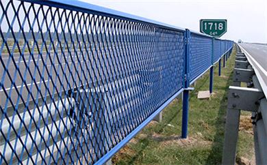 防眩网护栏